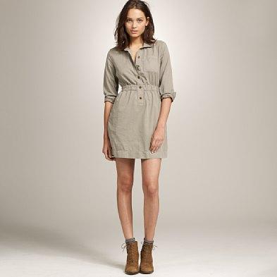 chemise-booties