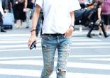 look jeans detonado