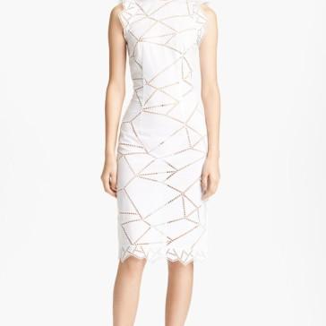 white-dress-to